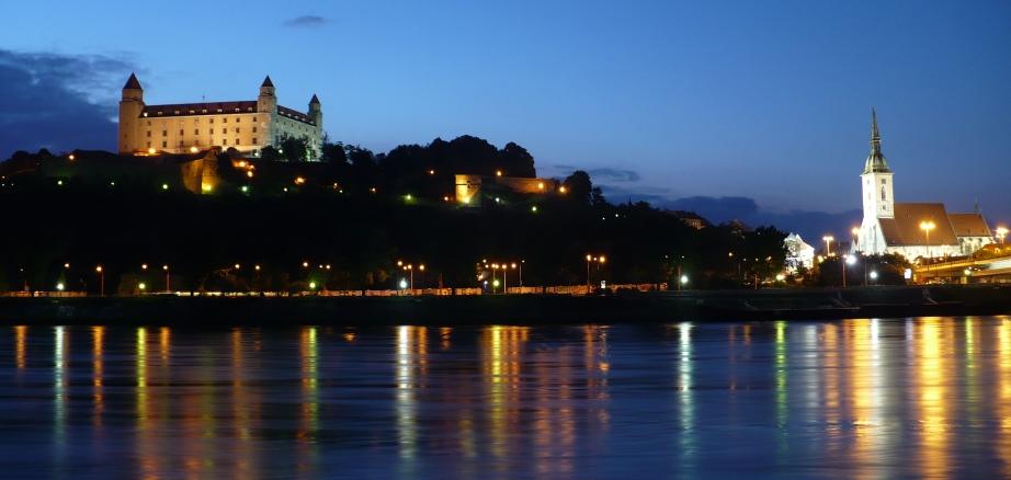 Život v Bratislave